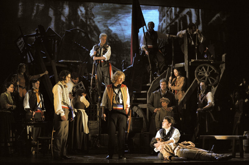 Les Misérables by Cameron Mackintosh, New Jersey USA 2010